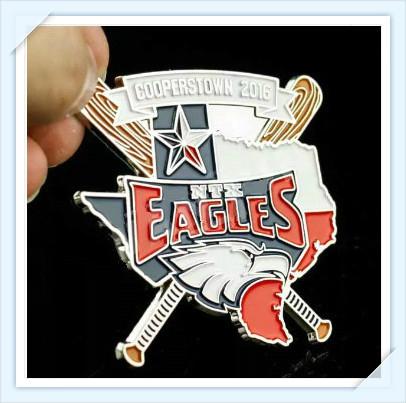 Eagles Trading Pins Baseball