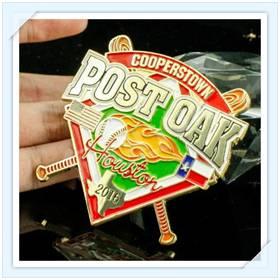 Houston Team Trading Pins
