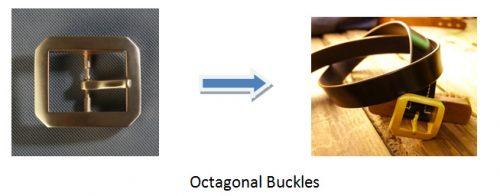 Octagonal-Buckles