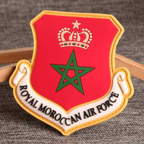 Royal Moroccan Air Force PVC Patches