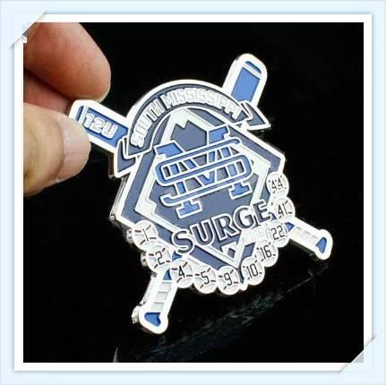 Surge Baseball Team Pins