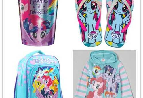 The theme of My Little Ponies