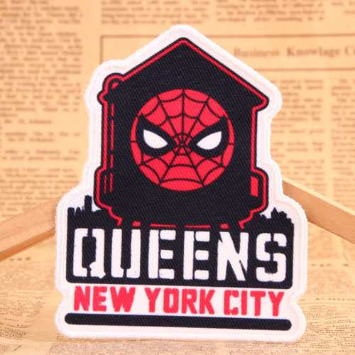 Personalized Woven Patches
