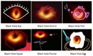 Black Hole P.S. Match