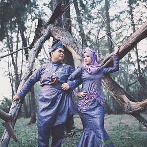 Wedding dress--Malaysia