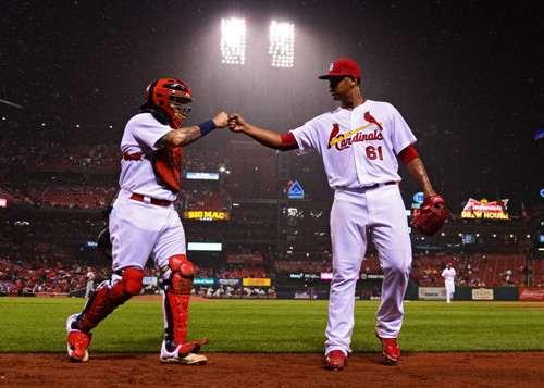 Baseball trading pins, St. Louis Cardinals