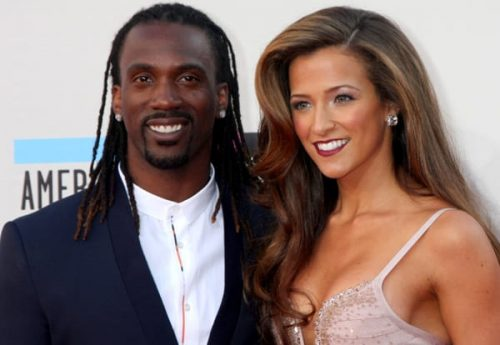 Andrew McCutchen And Maria Hanslovan