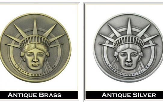 custom silver coins no minimum Archives - GS-JJ