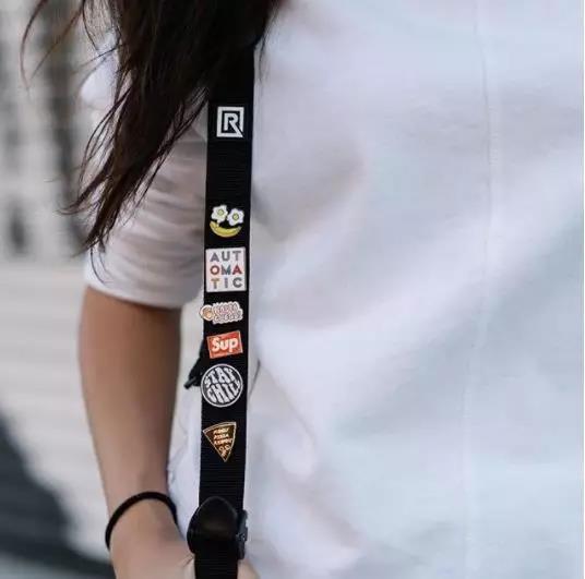 Pins On Strap