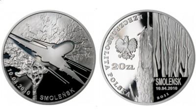 2010 Smolensk Custom Commemorative Coins
