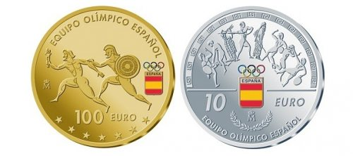 2016 Rio Olympic Games Custom Coins