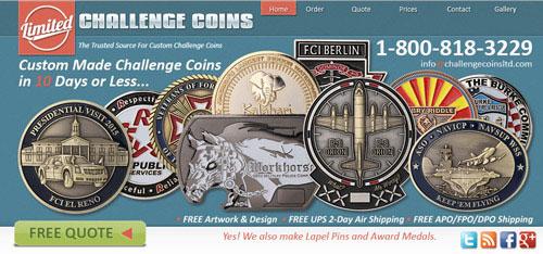 challengecoinsltd.com