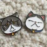 Cat Lapel Pins