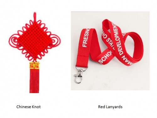 Different Styles of Lanyards
