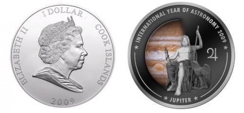 Jupiter Custom Commemorative Coins