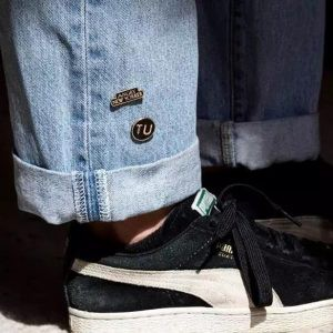 Pins On The Pants