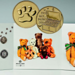 Teddy Bear Coin Set