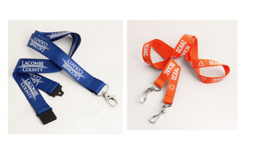GS-JJ's high quality lanyards