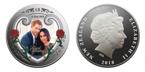 Royal Wedding Coins