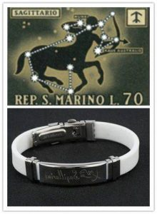 Personalized Bracelet for Sagittarius People