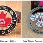 Zinc Alloy Cut Out Medals