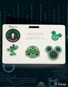 October'sDisney Custom Pins