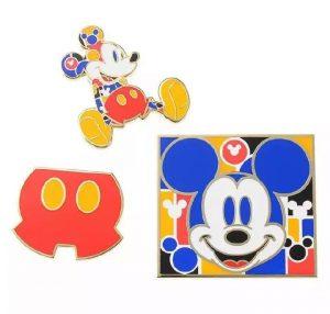 March's Disney Custom Pins