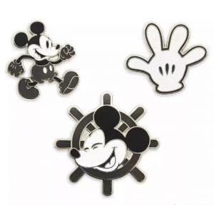 January's Disney Custom Pins