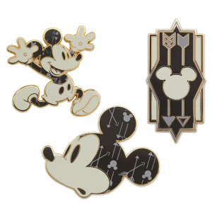 November's Disney Custom Pins