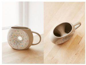 Doughnut Mugs