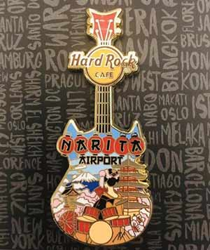 Hard Rock Lapel Pins