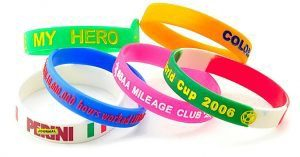 Initial Survey for Wristbands after molding
