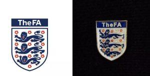 England Lapel Pins