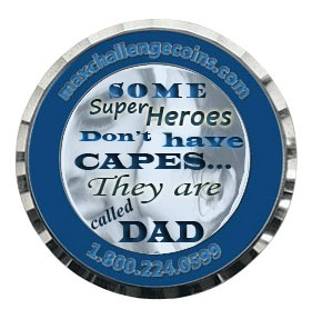 Specially-customized-coins-for-Father's-Day