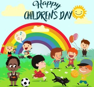 Happy Children's Day together