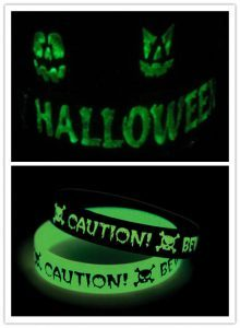 Glow-in-the-Dark Wristbands for Halloween
