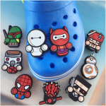 Iron Man Croc Pins