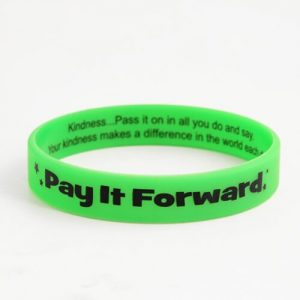 Kindness Awesome Wristbands