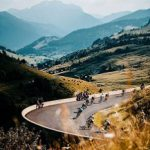 Mountain-racing-track