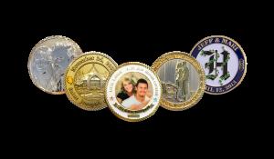 Wedding Theme Coins