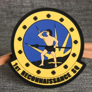 1st Reconnaissance SQ PVC Patches