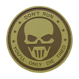Morale PVC Patches