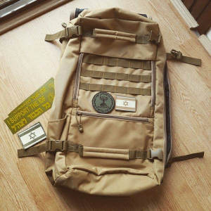 DIY Military PVC Bag