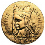 Queen Matilda Coin