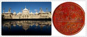 Brighton Pavilion Coin