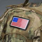 Flag PVC Patch