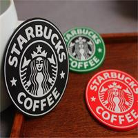 Starbucks PVC coaster