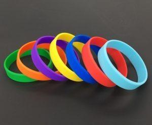 Blank Custom wristbands