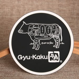Gyu-Kaku PVC Coaster