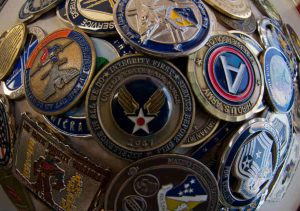 Military Custom Challenge Coins